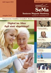 Senioren-Magazin-Hamburg - Juli-August-2018